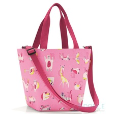 Сумка детская Shopper XS ABC friends pink
